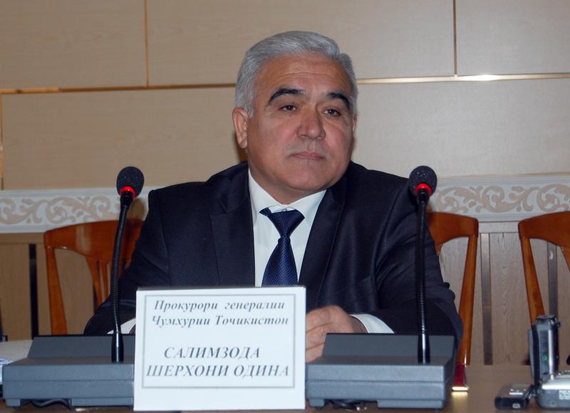 Шерхон Салимзода: Органы не должны допускать пытки
