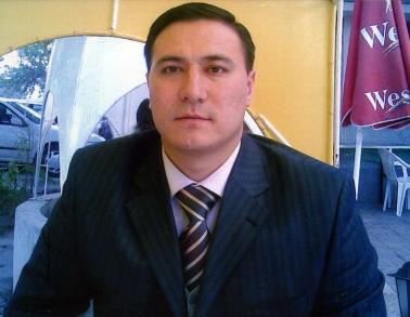 Photohistory of the victim of torture: Khurshed Bobokalonov