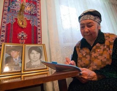 Фотоистория  жертвы  пыток: Дилшодбек  Муродов
