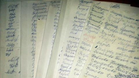 Родственники заключенных требуют отставки Иззатулло Шарипова