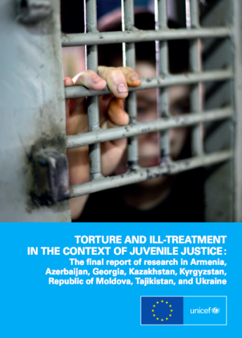 Torture and ill-treatment in the context of juvenile justice: