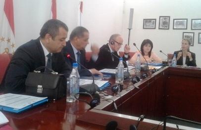 В Душанбе обсуждены вопросы мониторинга закрытых учреждений и предотвращения пыток
