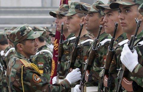 Смертельные ритуалы в таджикской армии