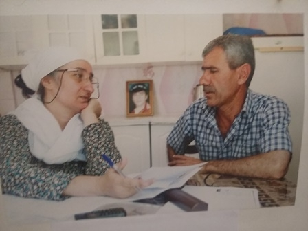 Тоджинисо Каримова: Прошу встречи с президентом