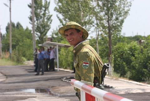 Tajik Army Urged to Tackle Bullying