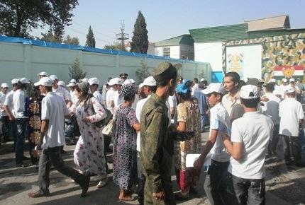 Let Us Stop Violence Against Children in Tajikistan