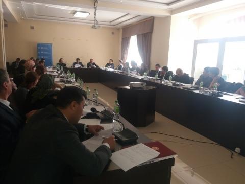 В Душанбе обсужден проект Национальной стратегии в области прав человека до 2030 года