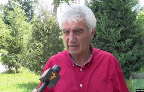 Имомдод Таваллоев, падари сарбози ҳалокшуда Шӯҳрат Таваллоев.